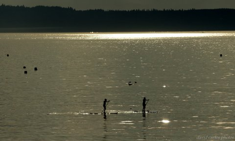 As the sun set on Saturday, My Edmonds News contributors were busy capturing the moment. This one, from David Carlos.