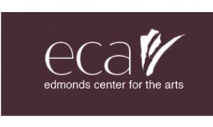 ECA logo in mauve