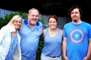 The Maddox family, courtesy of GoFundMe.com