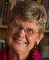 Dorothy Van Soest, photo courtesy the author's website.
