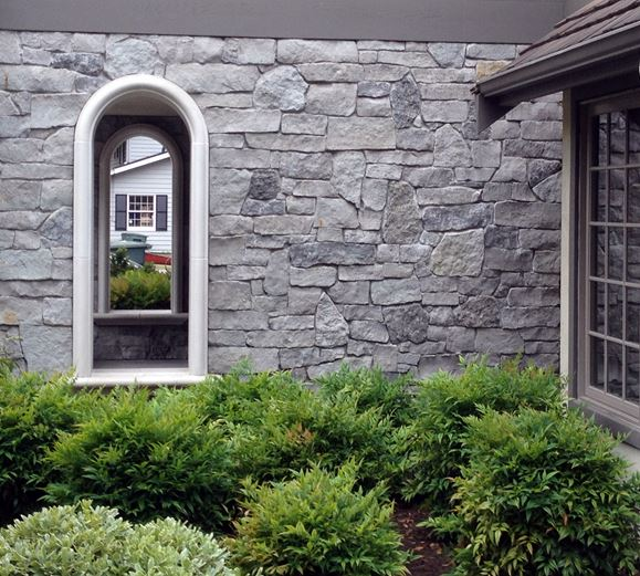 A masonry project completed by Endurance Stone