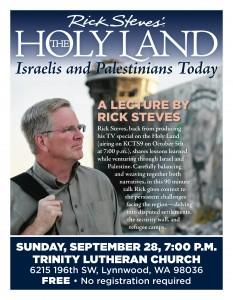 a1 Rick Steves Holy Land