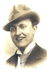 Martha's husband Fritz Kraencke.