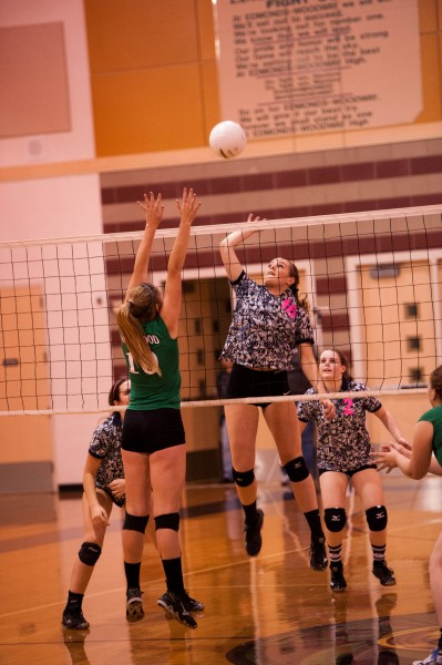 Prep volleyball: Warriors come up short against Shorewood - My Edmonds News