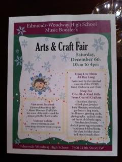 Craft Fair Poster Ideas