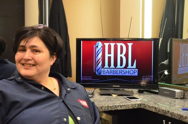 Lace Lopez operates the HBL Barber Shop, which targets its services to male clients.