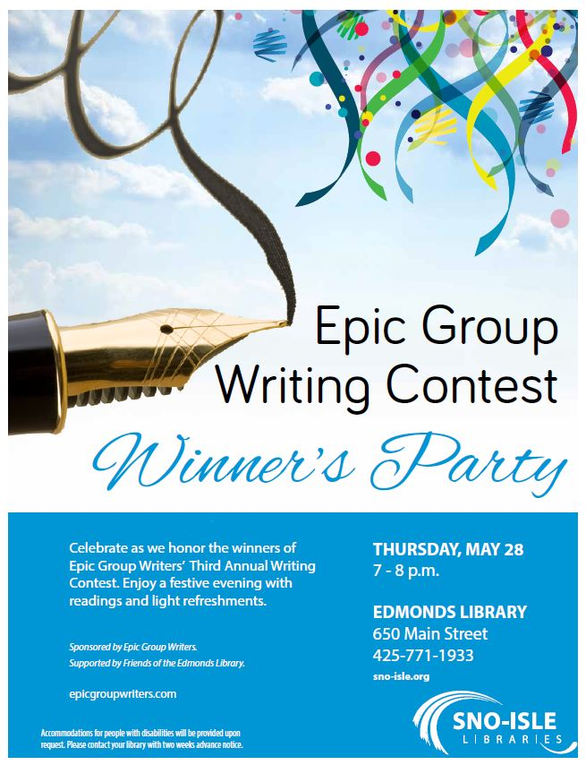 Writing contest EPIC 2015