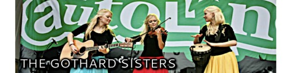 Gothard Sisters for June