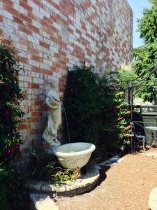 maiden fountain