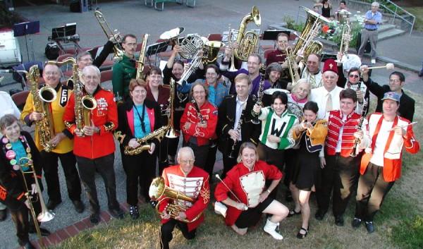 Ballard Sendentary Sousa Band.
