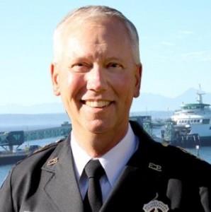 Police Chief Al Compaan
