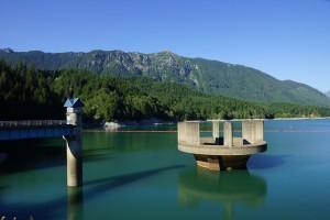 Spada Lake (Photo courtesy City of Everett)