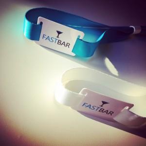 FastBar Wristbands