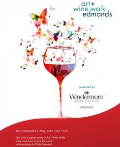 9 Art Wine Walk