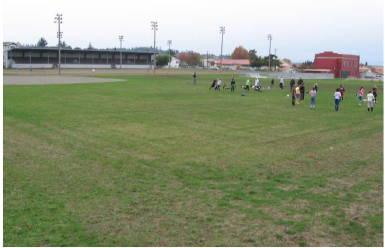 Civic Center Playfield