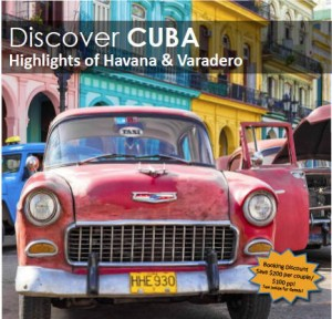 Want to travel to Cuba? Information meeting set for Sept. 9