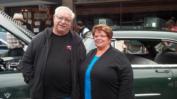 From Bill and Judy Baker, with their 1953 Ford Victoria.