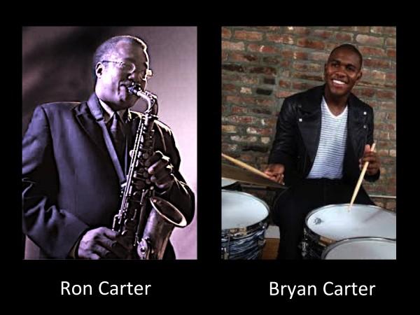 1 Ron Carter _Bryan Carter