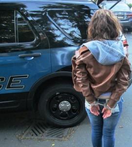 The suspect. (Photos courtesy of Edmonds police)