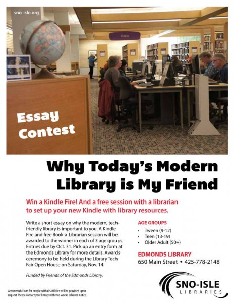26945 Library is my friend