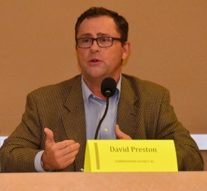 """Port Commission Candidate David Preston, running unopposed, said the port has worked hard to attract tourism through whale watching, concerts by high school Sea Jazz musicians and Artists in Action. """"We're putting in new bathrooms down there, which may not seem real exciting but it is down there, when you are walking around,"""" he added."""