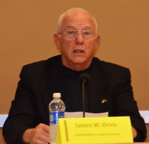 """Port Commissioner Jim Orvis, also unopposed: The port is """"a leader in developing environmentally sensitive procedures in the marina and boat yard, and many of these have been adopted by other facilities around the Sound."""""""