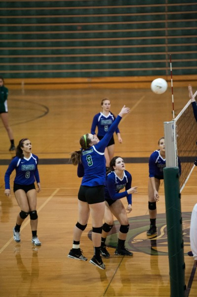 Missy Peterson goes for a kill.