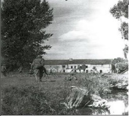 The farm in 1944.