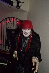 Expect slight frights at the Museum Haunted House.