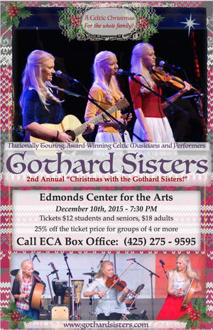 12 Gothard Sisters Dec 10