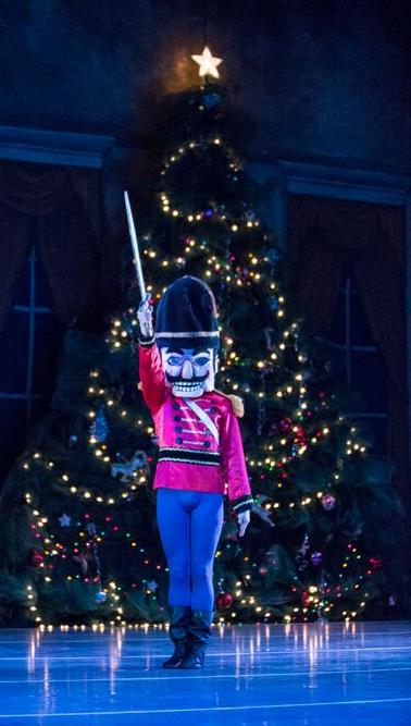 13 Olympic Ballet Nutcracker Dec 18-20