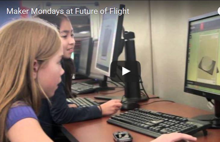 Future of Flight Maker Mondays 1215