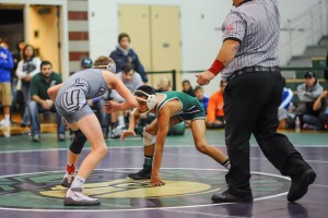 Mitchell Martinez lost to Union's Noah Talavera in the final.