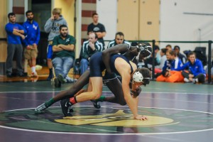 Sidat Kanyi went against Christian Evanger of Arlington in the finals.