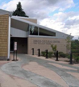 Hilbulb Cultural Center entrance.