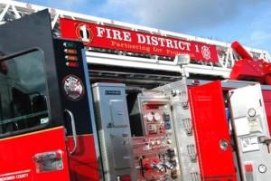 Photo courtesy Fire District !.
