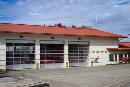 Under the city's revised Fire District 1 contract, paramedics would be spread across all three fire stations rather than only at Fire Station 17 in downtown Edmonds.