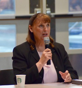 Chrys Sweeting is assistant superintendent in the Puyallup School District.