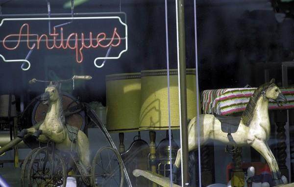 Snohomish antique store.