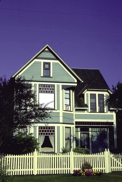 Snohomish Victorian House