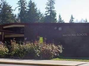Madrona K-8 School.