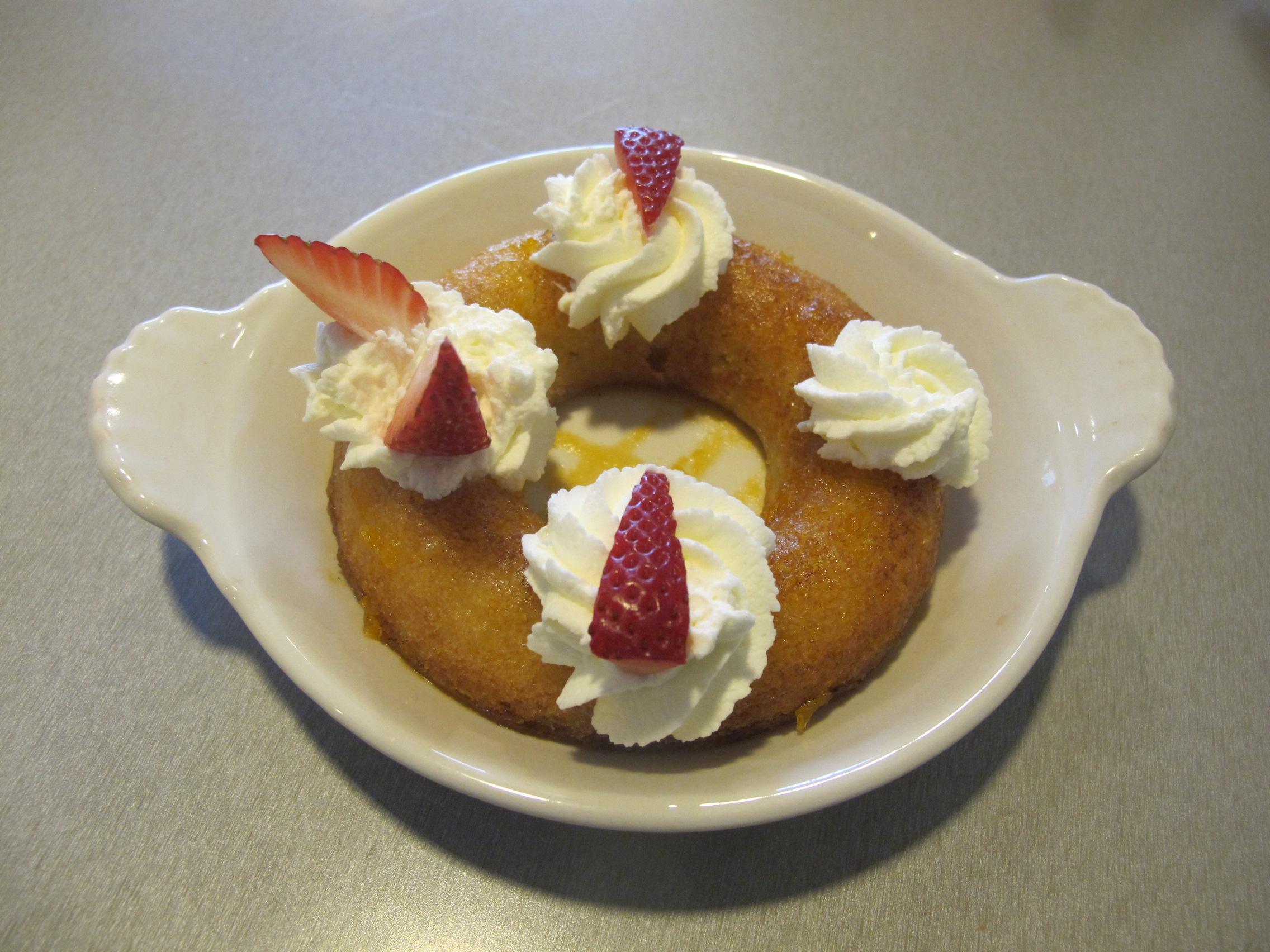 Orange Syrup Cake Recipe Julie Goodwin