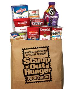 Letter Carriers Food Drive  Kitsap County