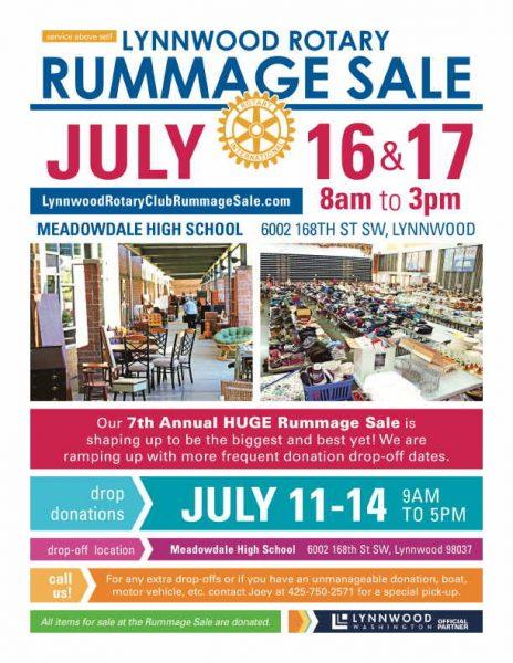 2016 Rummage Sale Flyer(4)