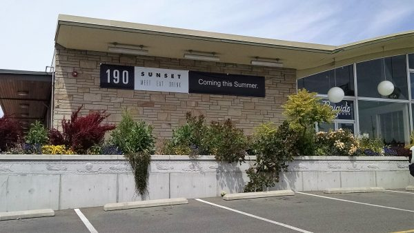 Coming soon: 190 Sunset.