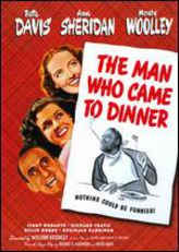 """Vintage poster for Edmonds Woodway High School's end-of-year production, """"The Man Who Came to Dinner"""". Poster courtesy Fandango.com"""