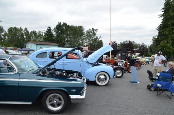 Reminder Classic Car Show At Edmonds Church Of God July My - Edmonds car show
