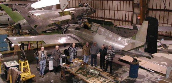 Museum of Flight Restoration Center