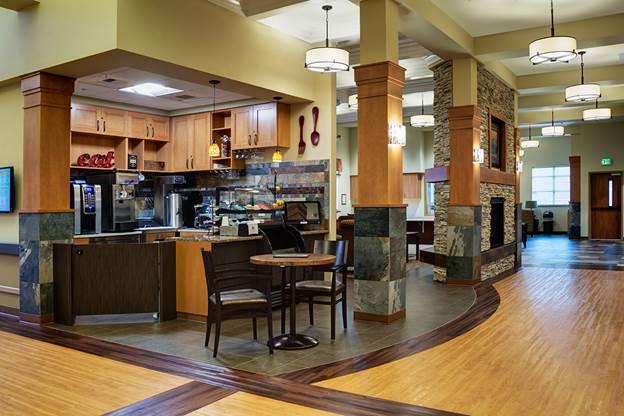 Assisted Living Interior Design