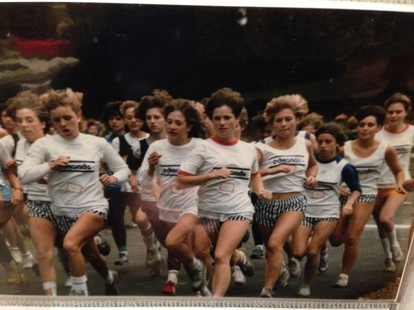 Among those to be honored: The 1985 Edmonds High School girls cross country championship team. (Photos courtesy EWHS)